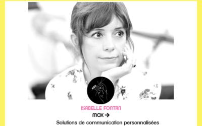 Invitée : Isabelle Fontan > Mox Musique